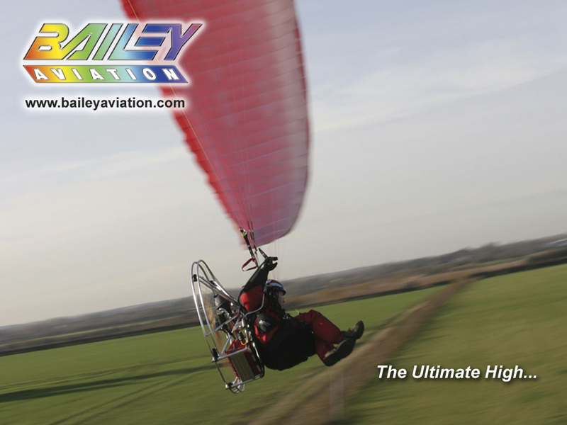 Bailey Aviation Powered Paragliders and Paramotors