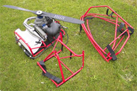 Fresh Breeze Snap 100 Paramotor for Powered Paragliding Flying