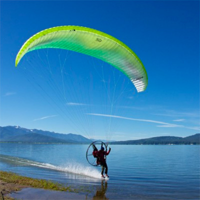 Crossing over - Powered Paragliding to Soaring Free Flight and Back