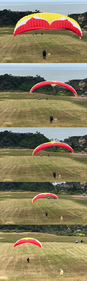 Paramotoring and Powered Paragliding Equipment and Training