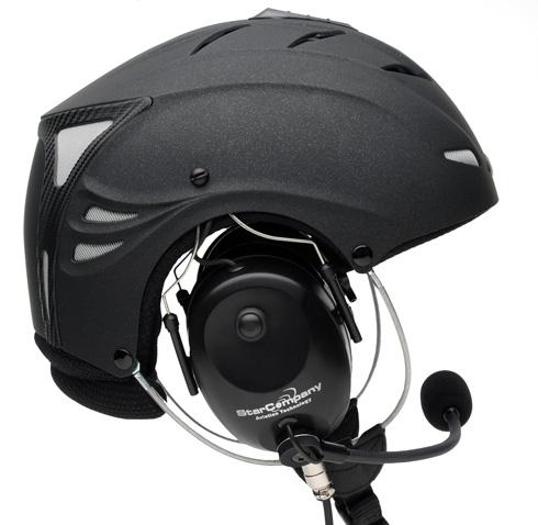 Icaro Fly Ul Ppg Com Helmet American Paragliding