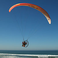 Powered Paragliding, Paraglider and Paramotor Information