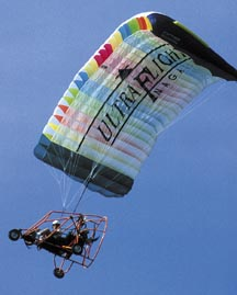 Indeed many people can write off their entire aircraft as a promotional asset. Check with your accountant for the specifics of the tax issues. & Custom Canopy Artwork and Logo Advertising AmericanParagliding.com