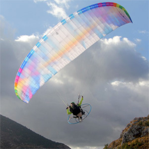 Paragliding Wings - Paragliders for foot-launched personal flight